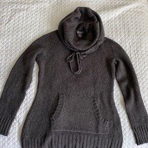Eddie Bower Cowl Neck Sweater
